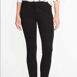 Old Navy Pixie Pants Black Size 8 EUC